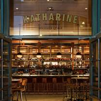 photo of katharine brasserie & bar restaurant