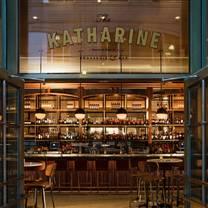 photo of katharine brasserie & bar restaurant