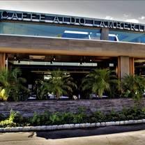 photo of caffe aldo lamberti restaurant