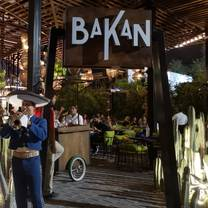 photo of bakan restaurant