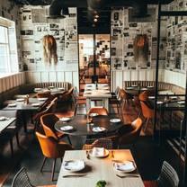 foto van libertad restaurant