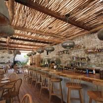 foto de restaurante taboo tulum