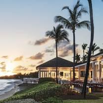 photo of dune by jean georges vongerichten @ the ocean club, a four seasons resort restaurant
