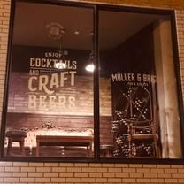 photo of müller & briggs restaurant