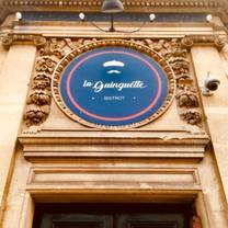 photo of la guinguette restaurant
