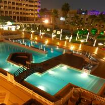 photo of 360 cafe  - intercontinental jeddah restaurant