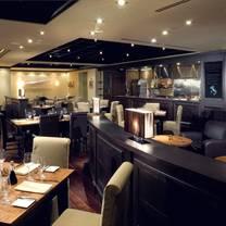photo of jw marriott the rosseau muskoka  - teca restaurant restaurant