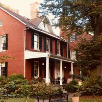photo of the elkridge furnace inn restaurant