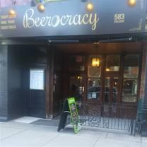 foto von beerocracy restaurant