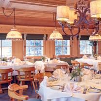 photo of chesa al parc - kulm hotel st. moritz restaurant