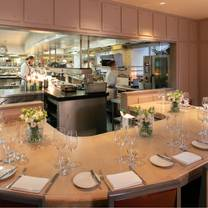 photo of chef's table at the gilbert scott restaurant