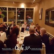 foto von cafe 37 restaurant