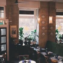foto von simsim levantine eatery restaurant