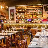 photo of serafina ludlow restaurant