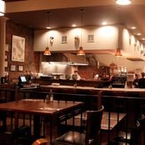 photo of veneto wood fired pizza & pasta restaurant