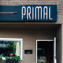photo of primal restaurant