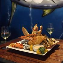 photo of yellowfin seafood and grill - brisbane restaurant