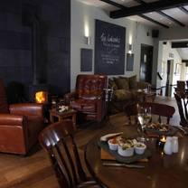 photo of longlands inn & restaurant restaurant