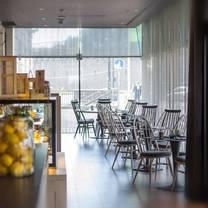 photo of grey restaurant @ hilton cardiff restaurant