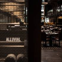 photo of alluvial restaurant