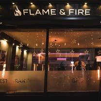 photo of flame & fire restaurant