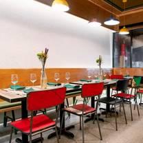 photo of tsismis nyc restaurant