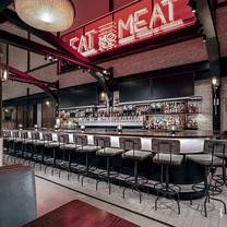 photo of mabel's bbq- a michael symon restaurant at the palms casino restaurant