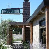 photo of pasquini's fine italian food restaurant