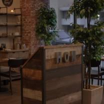photo of hom italian eatery restaurant