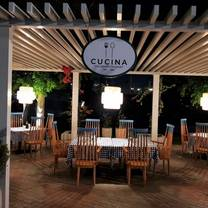 photo of cucina restaurant restaurant