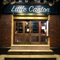 photo of little canton restaurant