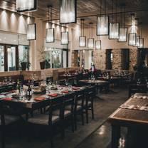 photo of terra @ four seasons resort rancho encantado restaurant