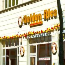 foto von golden rice restaurant
