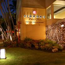 photo of jinroku pacific restaurant
