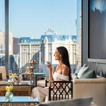 foto de restaurante tea lounge - waldorf astoria, las vegas