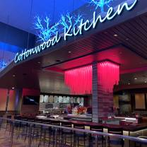 photo of cottonwood kitchen restaurant
