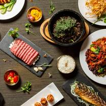 photo of dons bogam black restaurant