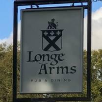 photo of the longe arms restaurant