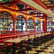 photo of fratelli fresh westfield sydney restaurant