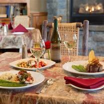 photo of cambria pines lodge restaurant