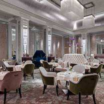 photo of palm court at the langham, london restaurant