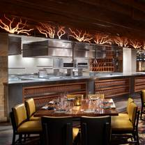 photo of manzanita at the ritz-carlton, lake tahoe restaurant