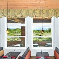 photo of the garden view restaurant - oregon garden resort restaurant