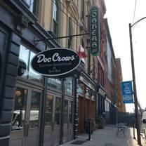 photo of doc crow's southern smokehouse & raw bar restaurant