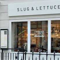 photo of slug & lettuce - hanover street restaurant