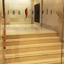 photo of the roosevelt grill restaurant