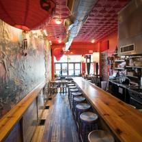 photo of cheu noodle bar - 10th street restaurant