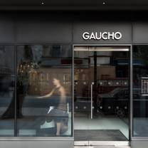 photo of gaucho charlotte street restaurant