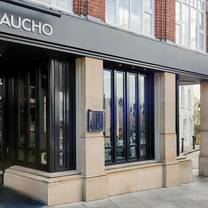 photo of gaucho hampstead restaurant
