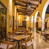 foto de restaurante museo de la gastronomía yucateca